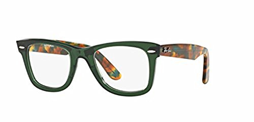 Ray-Ban Optical Wayfarer RX5121 C50 OPAL GREEN