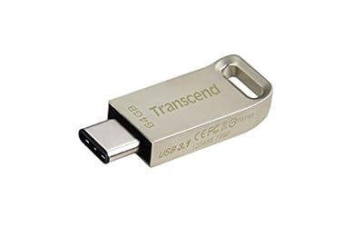 Transcend 64 GB USB 3.0 Type C Flash Drive from TRANSCEND