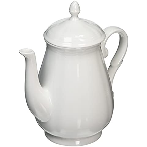 Tognana 560cc Opera Coffee Pot, Bianco