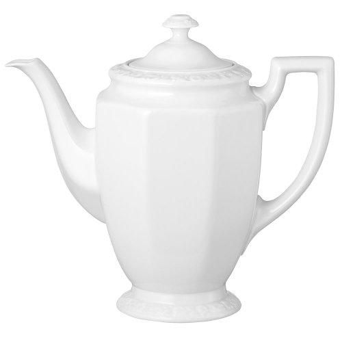 Rosenthal 10430-800001-14040 Maria Kaffeekanne 12 Personen 1.45 L, weiß