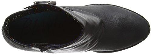 Blowfish Suba, Stivaletti Donna, Brown Black (Black)