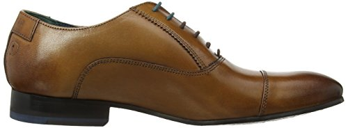 Ted Baker - Danyll, Scarpe stringate basse oxford Uomo Marrone (Tan)