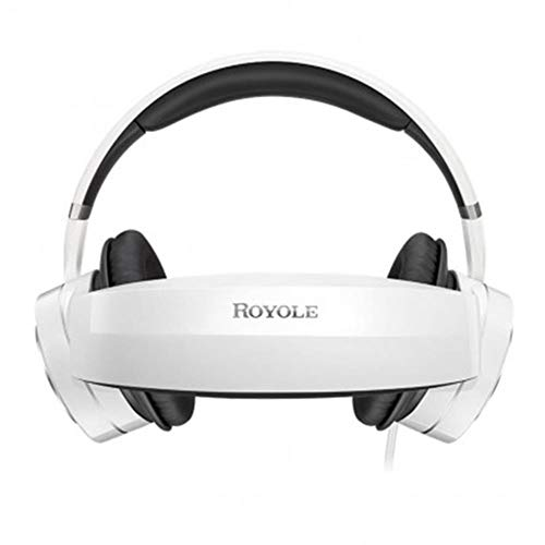 SYYL Alles In Einem 2GB / 32GB 3D VR Headset Kopfhörer Immersive Virtual Reality Brille 3D Virtual Mobile Theater (Color : White) (Video Brille Virtual Theater)