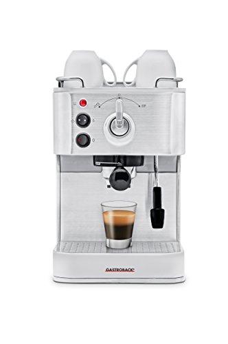 Gastroback 42606 Design Espresso Plus, Espressomaschine, Siebträger