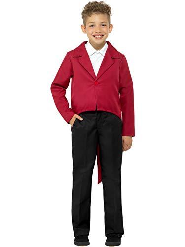 Faschingsfete - Kinder Jungen Mädchen eleganter Frack Tailcoat -
