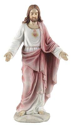 Sagrado corazón de Jesús de la Estatua de la Veronese Collection 20,32 cm