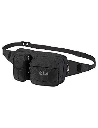 Jack Wolfskin Gürteltasche Upgrade, black, One Size