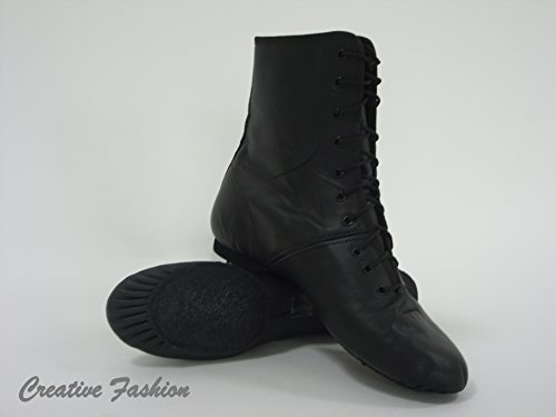 Kostov Sportswear Tanzstiefel Turnier Gr. 35 schwarz