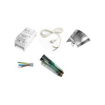Bloom Grow Kit Declairage Avec Ballast Et Reflecteur Stucco 50 X