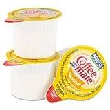 Coffee-mate Liquid Creamer Singles - Hazelnut - 50 ct by Coffee-mate