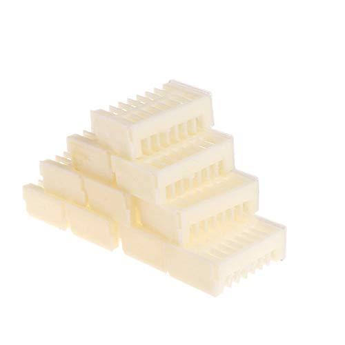 LXQ Royal King Cage, Apicultor de la Apicultura Wang de la Apicultura Multifuncional de la Abeja plástica de la Abeja 10Pcs