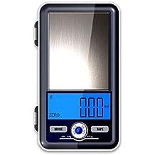 Promoción – Báscula de bolsillo alta precisión (mide hasta centésimas ...