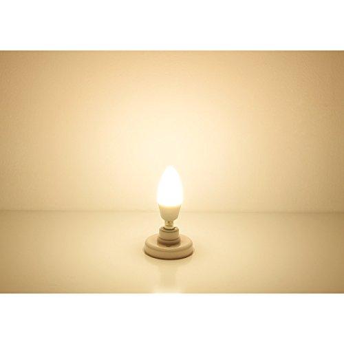 E14 LED Lampen, Ersatz für 30W Glühlampen Warmweiß, 5er Pack - 4