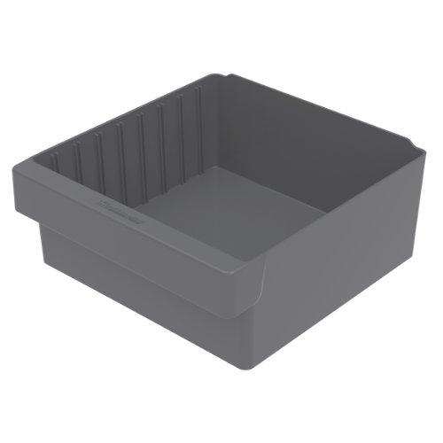 akro-mils 3111211-5/8L von 11-1/8W von 4-5/8H akrodrawer Kunststoff Schublade, grau, Fall von 4 11.625
