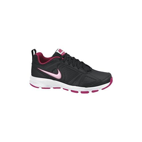 Nike T-Lite Xi, Chaussures de Fitness Femme Noir (Blk/Arctc Pnk/Fchs Frc/Fchs Fr 007)