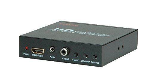 ROLINE 14013463 Konverter Scart HDMI auf HDMI 720p/1080p schwarz