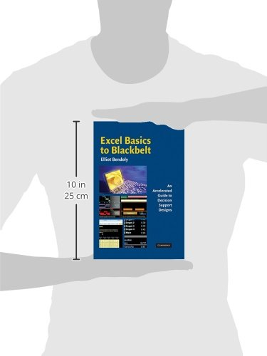 Excel Basics to Blackbelt Hardback: An Accelerated Guide to Decision Support Designs