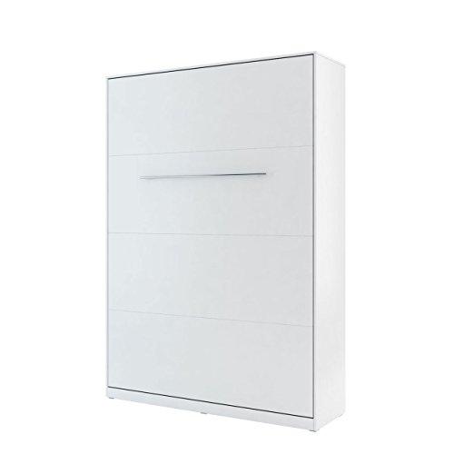 Mirjan24  Schrankbett Concept Pro I Vertical, Wandklappbett inkl. Lattenrost, Bettschrank, Wandbett,...