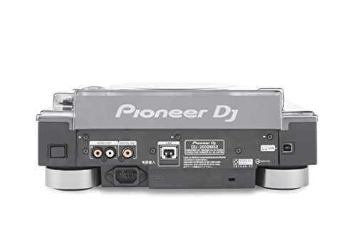 Decksaver DS-PC-CDJ2000NXS2 Pioneer Nexus 2 Polycarbonate Cover and Faceplate