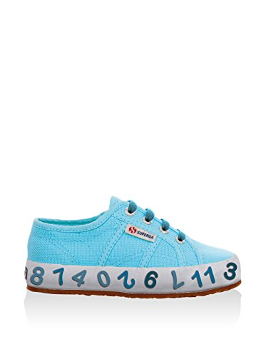 Superga - Kid, - Unisex – Bambini Turchese