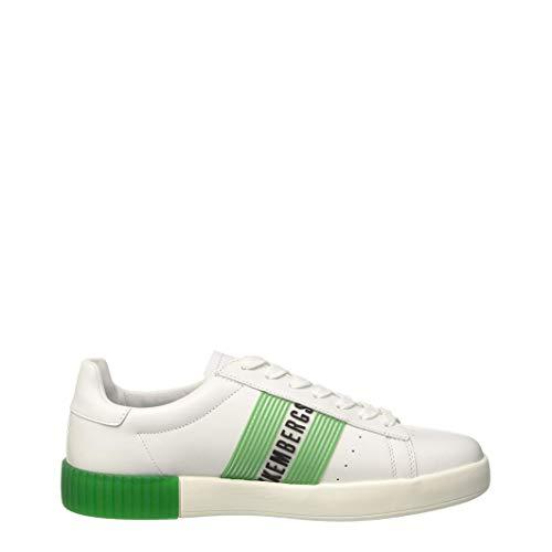 Bikkembergs COSMOS2096 Sneakers Uomo Bianco 40