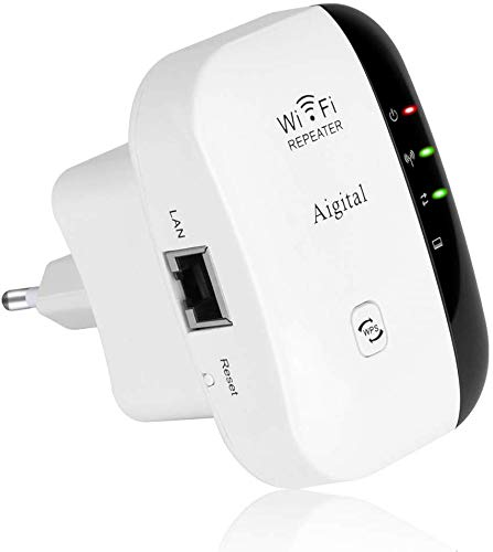 Repetidor Red WiFi Extensor 300Mbps Amplificador Signal