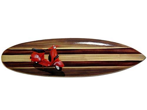 Seestern Sportswear FBA_1755 - Tabla Surf Madera