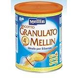 mellin granules de biscuits de 4 mois+ 400gr