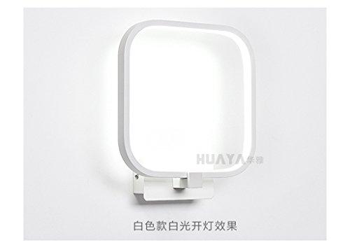 lxxjj casa, lampada da comodino lampada da parete E-20.3cm*23cm