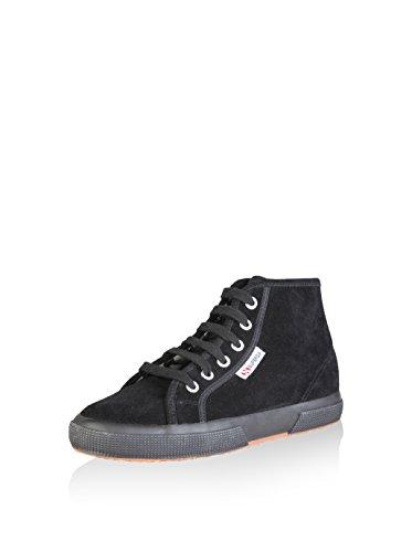 Superga 2095-Sueu, Chaussures Basses Femme Noir