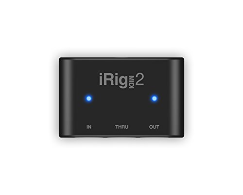 IK Multimedia iRig Midi 2 universelles Interface