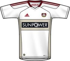 Bayer Leverkusen Trikot Away 2013, XXXL