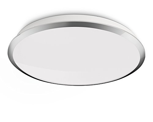 Plafón de Techo LED Phillips-myLiving-Denim de 7,5W