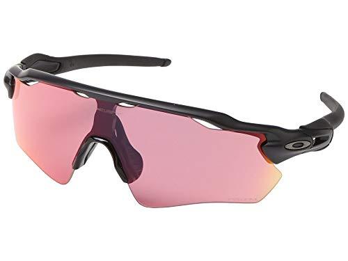 Ray-Ban Herren 0OO9208 Sonnenbrille, Mehrfarbig (Matte Black), 40
