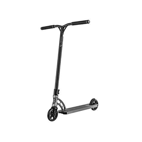 le Stunt Scooter Roller Kickscooter Tretroller Stuntscooter (schwarz) ()