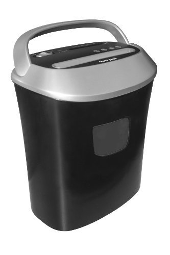 Honeywell Model 9112 Twelve Sheet Cross-Cut Paper Shredder by LH Licensed Products- HI (Shredder Cross)