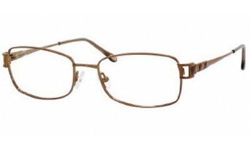 safilo-emozioni-montura-de-gafas-4349-0fl6-marron-52mm