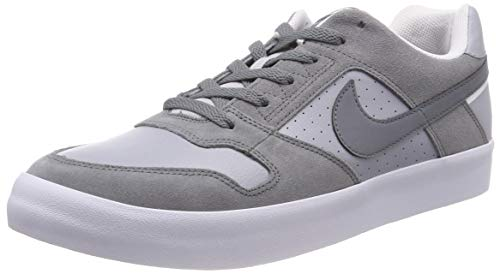 4123ecbb4504db Nike SB Delta Force Vulc Chaussures de skateboard - Homme - Gris (Cool Grey  /