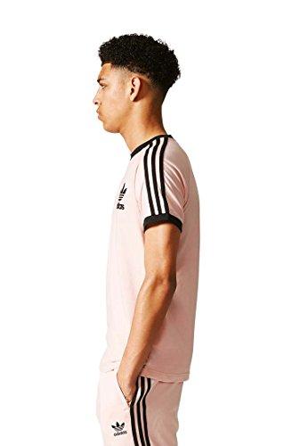 adidas Herren Clfn T-Shirt, Schwarz, M Rosa