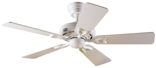 HUNTER ventilador de techo SEVILLE - Blanco - 112cm diámetro