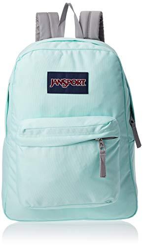 JANSPORT Superbreak Backpack Brook Green Schoolbag JS00T5010RC Rucksack JANSPORT Bags