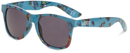 icoli 4 Shades Sonnenbrille Milky Blue Aloha camo one Size ()