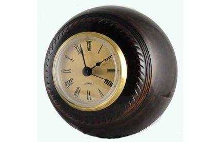 Drakes Pride Lignum Bowls Clock