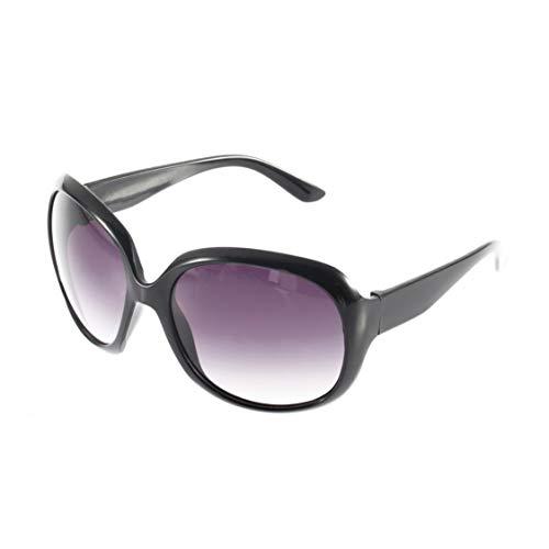 UV Schutz Frauen Sonnenbrille Große Rahmen Klassische Gläser Große Oval Mit Umrandeten Brillen Spektakel Fahren Brillen