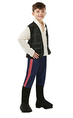 Rubies Deutschland 3 883163 L - Deluxe Han Solo Größe 52/54 (Deluxe Han Solo Kostüm)