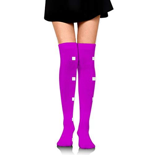 9e27d7ba1e Knee High Socks Custom Co-ordinate #CCCC 23.6 Inchs(60cm) Compression Sock
