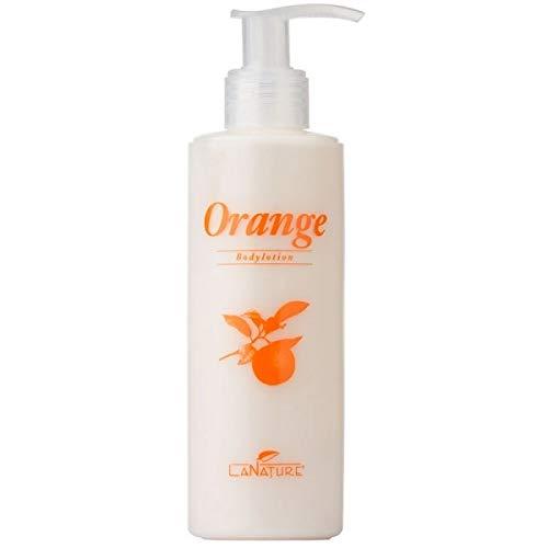 La Nature Orange Bodylotion Orange Bodylotion 200 ml