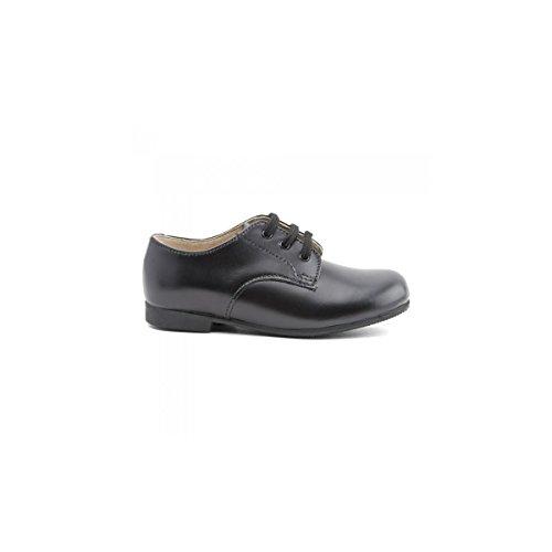 Start Rite John, Chaussures de ville garçon Noir