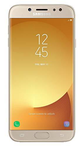 'Samsung Galaxy J72017Smartphone 5.516GB, 3GB RAM Kamera 13MP/13MP Gold