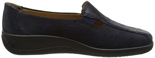 Hotter Rimini, Chaussures Bateau Femme Blue (Navy Multi)